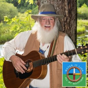 Skip Jones - Wisconsin Folksinger, Storyteller and Educator